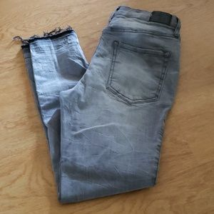 Aeropostale high waist ankle jeggings